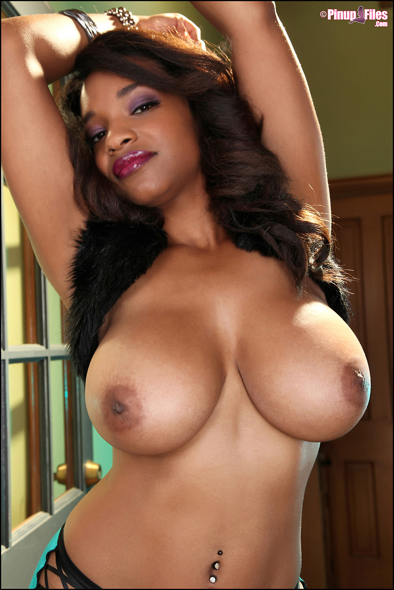 Breasts large latina